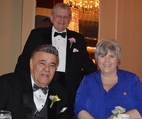 St Louis PMC Honors 3 Union Members At Annual Dinner