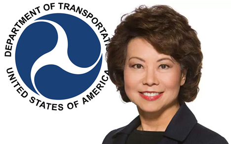 Transportation Secretary, Elaine Chao